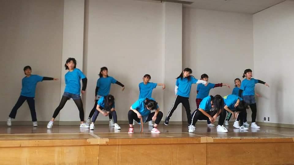 キッズダンス(小学3~中学生)